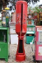2 Door Cabinet Petrol Pump