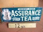 WONDERFULL ASSURANCE TEA POST MOUNT DOUBLE ---SG110