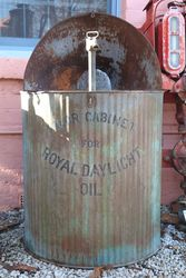 50 Gallon Valor Perfection Cabinet for Royal Daylight Oil