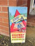 Highway Hazard Board Game