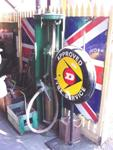 EARLY ORIGINAL CYLINDER PETROL PUMP ---PP 15