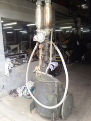 ARRIVING NOVEMBER Double Petrol Pump