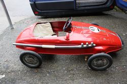 ARRIVING NOV  Rosca Junior Corsa Pedal Car