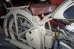 ARRIVING SOON 1951 Peugeot 55G 125cc