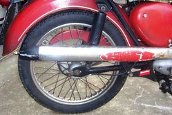 ARRIVING SOON 1956 BSA D1 125cc