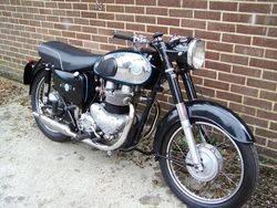 ARRIVING SOON 1959 AJS  31   650cc