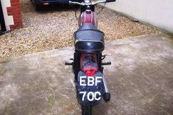 ARRIVING SOON 1965 BSA Bantam D7
