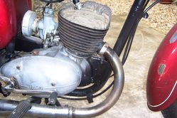 ARRIVING SOON 1965 BSA Bantam D7
