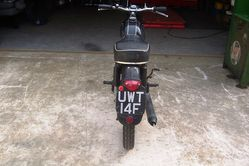 ARRIVING SOON 1968 BSA D13