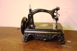 ARRIVING SOON Antique American Sewing Machine