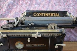 ARRIVING SOON Antique Continental Typewriter