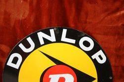 ARRIVING SOON Dunlop SP Tyreand96s Enamel Sign