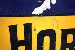 ARRIVING SOON Early White Horse Whisky Enamel Sign