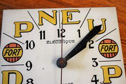 ARRIVING SOON RARE DUNLOP CLOCK