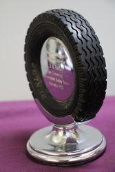 A Dunlop Trophy 1962 Presented to LJW Bailey