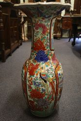 A Fine Pair of Large Antique Imari Vases