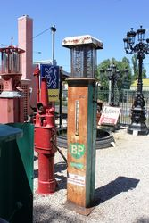 A GandB Manual Petrol Pump In Original BP Livery