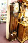 A Quality Early 20th Century Long Case Clock 14hr Chime
