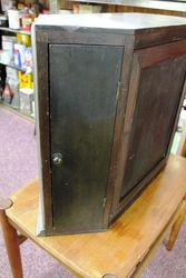 A Rare Antique Cadburyand96s Shop Display Cabinet