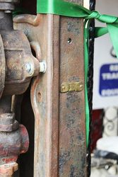 A Rare Boutilon Eifel Tower Manual Petrol Pump For Restoration