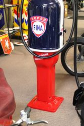 A Rare GB T8  Satam Manual Petrol Pump