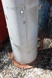 A Rare KeeSee 100a 10 Gallon Manual Petrol Pump For Restoration