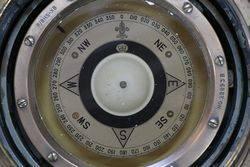 A Ship Binnacle Housing a Compass