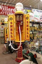 A Stunning Early Hardoll 2 Door Cabinet Pump