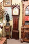 A Stunning Mahogany Long Case Clock