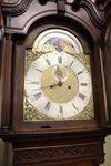 A Stunning Mahogany Long Case Clock