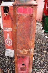 A Themis Manual Petrol Pump  For Restoration