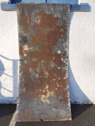 A Very Large Milkmaid Pictorial Enamel Sign