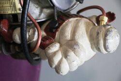A Vintage Michelin Bomb Compressor