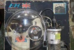 A Vintage Spark Plug Tester