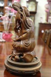 A Well Cawed Buddha