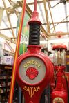 A Well Restored Satam Air Tower In Shell Livery