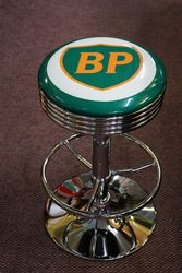 Adjustable GarageBar Stool BP