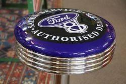 Adjustable GarageBar Stool Ford Authorised Dealer Service
