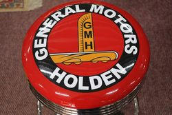 Adjustable GarageBar Stool GMH General Motors Holden