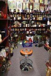 Adjustable GarageBar Stool Melbourne Bitter Ale