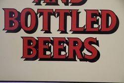 Adnams Southwold Beers Enamel advertising Sign