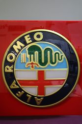 Alfa Romeo Light Box