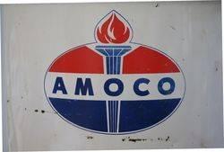 Amoco 4 Gallons Tin