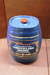 Amontillado Sherry Porcelain Dispenser