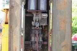 An Unusual French 2 Door Cabinet Pump