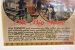 Antique Australian Furmoto Polish Advertising Card
