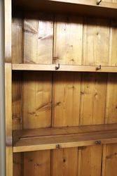 Antique Australian Pine 2 Door Dresser