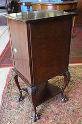 Antique Bedside