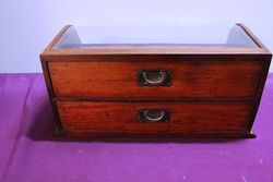 Antique Conway Stewart  Fountain Pen Cabinet
