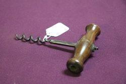 Antique Corkscrew